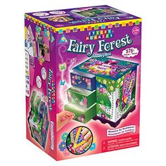 Orb Factory Sticky Mosaics Kit, Fairy Forest Jewelry Box *** For more information, visit image link.
