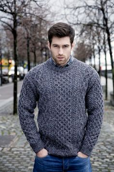 1d3ba87be3d 20 Best Mens Irish Sweaters   Accessories images in 2019