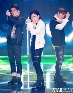 Wonwoo Jeonghan & Hoshi