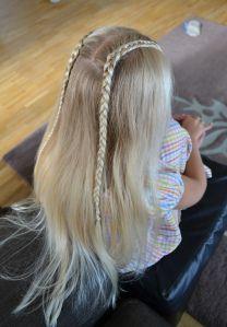 little dutch lace braids