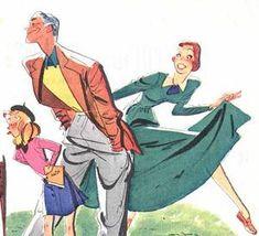 Character Sketches, Character Design References, Art Sketches, Character Reference, Vintage Cartoon, Vintage Art, Vintage Illustration Art, Old Cartoons, Art Inspo