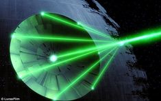 The Death Star weapon is here! Japan fires world's most powerful laser to produce energy equal to 1,000 times the planet's power consumption | LFEX device produced 2-petawatts (2 quadrillion-watts) of energy | The energy used for the laser beam itself would only be powerful enough to run a microwave for around two seconds, the Osaka researchers claim