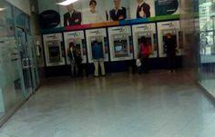 En viernes de quincena: Cajeros del Sambil están solos #ParoNacionalContraMaduro