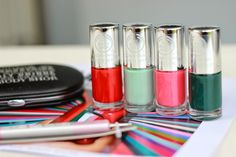 Sprinkles on a cupcake: Nail Happiness @ The Body Shop