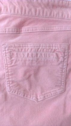 Rave R4R Pink Velour Jeans Low Rise Boot Cut Womens / Juniors Size 7 $12.38 on #eBay #BootCut #Hipster #90s
