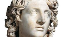 Alexandre Le Grand, Simple Minds, Alexander The Great, Ancient Greece, Art History, Statue, Greeks, Celebrities, Articles