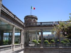 Castillo de Chapultepec - Ciudad de Mexico, Mexico #JetsetterCurator