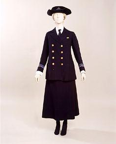 c40bb58a009 Object Name  woman s royal naval service uniform Artist Maker  Simpson   amp  Suter