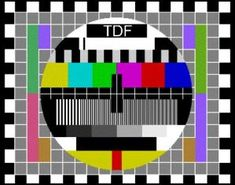 mire TDF télé années 80