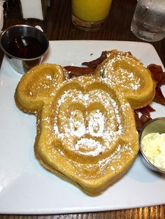 Mickey Waffles To Ce