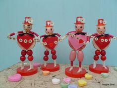 Valentine fellows.