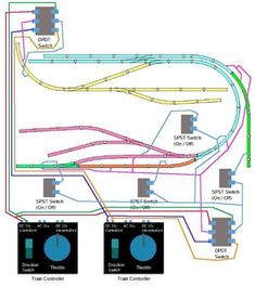 How to wire trackside signals using an Atlas snap relay
