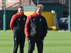 training 301015 - Liverpool FC