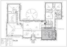 Courtyard House Plans - Courtyard Home Plans | House plans ...