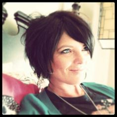 Grow my short (pixie) style out to this cut...