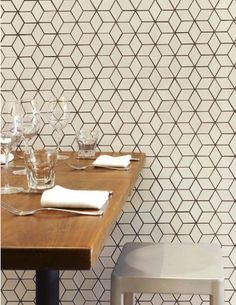 Heath Tile; Locanda Restaurant in SF designed by envelope a + d