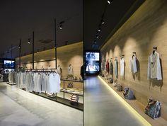 DORI shop headquarters by Archiplan Studio, Olgiate – Italy » Retail Design Blog