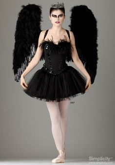 misses ballerina costume - Ballet Halloween Costume