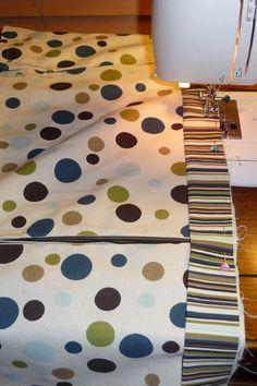 Glorious Make Rod Pocket Curtains Ideas. Enchanting Make Rod Pocket Curtains Ideas. Sewing Hacks, Sewing Crafts, Sewing Projects, Sewing Ideas, Sewing Tools, Sewing Basics, No Sew Curtains, Rod Pocket Curtains, Valance Patterns