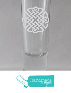 Celtic Round Knot 18 2 oz. Engraved Etched Sandblasted Shot Glass from Algrium Engraving & Jewelry http://www.amazon.com/dp/B015V2MN42/ref=hnd_sw_r_pi_dp_ublzwb163N2NY #handmadeatamazon