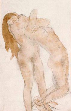 Feminine Game - Rodin
