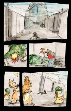A vida é foda: Capítulo 7  Parte 36