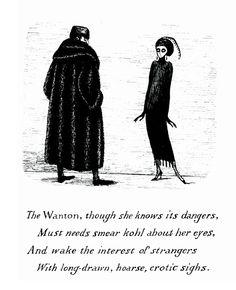 The Wanton . . .