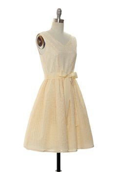 Indie style party dress
