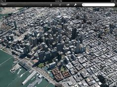 Google has brought its new 3D city view technology to its Google Earth app on iOS as part of an update that goes out today