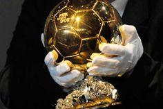 Ibrahimovic, Ronaldo y Messi por Balón De Oro