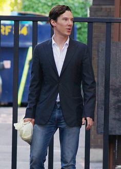"""""""there is something terribly sexy about Ben in denim...  .."""" Terribly, terribly sexy indeed!"""