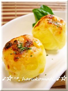Potato Cheese Sweetcorn Rolls Easy to make and perfect for lunchboxes