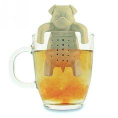 Pug Tea Strainer / Infuser
