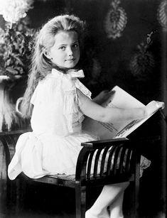 Grand Duchess Maria Nikolaevna of Russia, another of Queen Victoria's great-granddaughter.