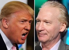 Damn! This idiot takes himsrlf so seriously, its embarrassing! Thin skinned! > Bill Maher VS Donald Trump 2015 - The Full Story Part 2