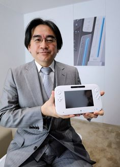Satoru Iwata, Nintendo Chief Executive, Dies at 55 - The New York Times