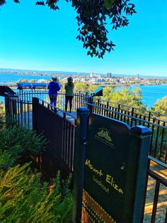 Small Pod lookout in Kings Park East side with views of Perth city and Swan river to the South, found along several popular paths Perth Australia, Western Australia, Kings Park Perth, East Side, Walkway, Botanical Gardens, Swan, Paths, Trail