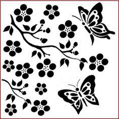 stencil designs - Google Search