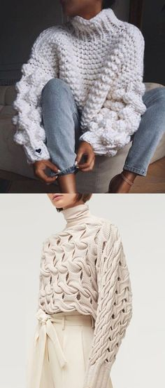 Knit Fashion, Sweater Fashion, Fashion Kids, Latest Fashion For Women, Autumn Fashion, Womens Fashion, Online Clothing Stores, Online Shopping Stores, Casual Sweaters