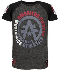 hot sale online ec4d1 263dd American fighter shirts are sick!