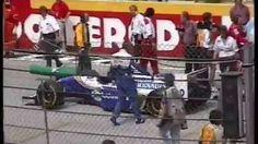 El vídeo inédito del GP de Ímola 94, cuando murieron Senna y Ratzenberger