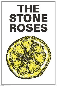 The STONE ROSES LEMON