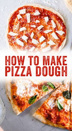 Weve created our best homemade pizza dough recipe after years of research and trips to Italy. Heres how to make pizza dough at home! Making Pizza Dough, Dough Pizza, Crust Pizza, Food Processor Pizza Dough, Pizza Cool, Pizza Recipes, Cooking Recipes, Best Pizza Dough Recipe, Best Homemade Pizza
