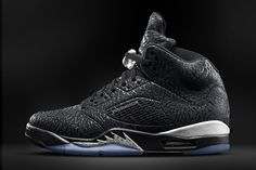 AIR JORDAN 3LAB5 (BLACK/METALLIC) - Sneaker Freaker