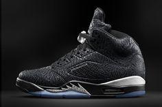 AIR JORDAN 3LAB5 (BLACK/METALLIC) - Sneaker Freaker