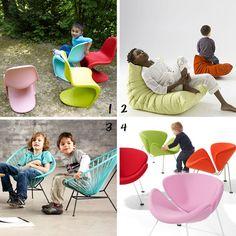 Mini sedute di design Chair, Kids, Design, Home Decor, Young Children, Boys, Decoration Home, Room Decor