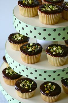 cupcake tower 22 by annieseats, via Flickr