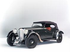 1937 Lagonda LG45 Rapide Tourer