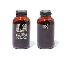 Stussy Livin' General Store Original Canister. #stussy #generalstore #canisters