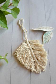 DIY fjäder Tassel Necklace, Diy, Jewelry, Holidays, Creative, Dekoration, Jewlery, Holidays Events, Bricolage